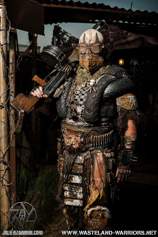 wasteland warriors postapo wasteland postapocalyptic wacken fallout raider mad max Joe https://www.facebook.com/wasteland.warriors.net