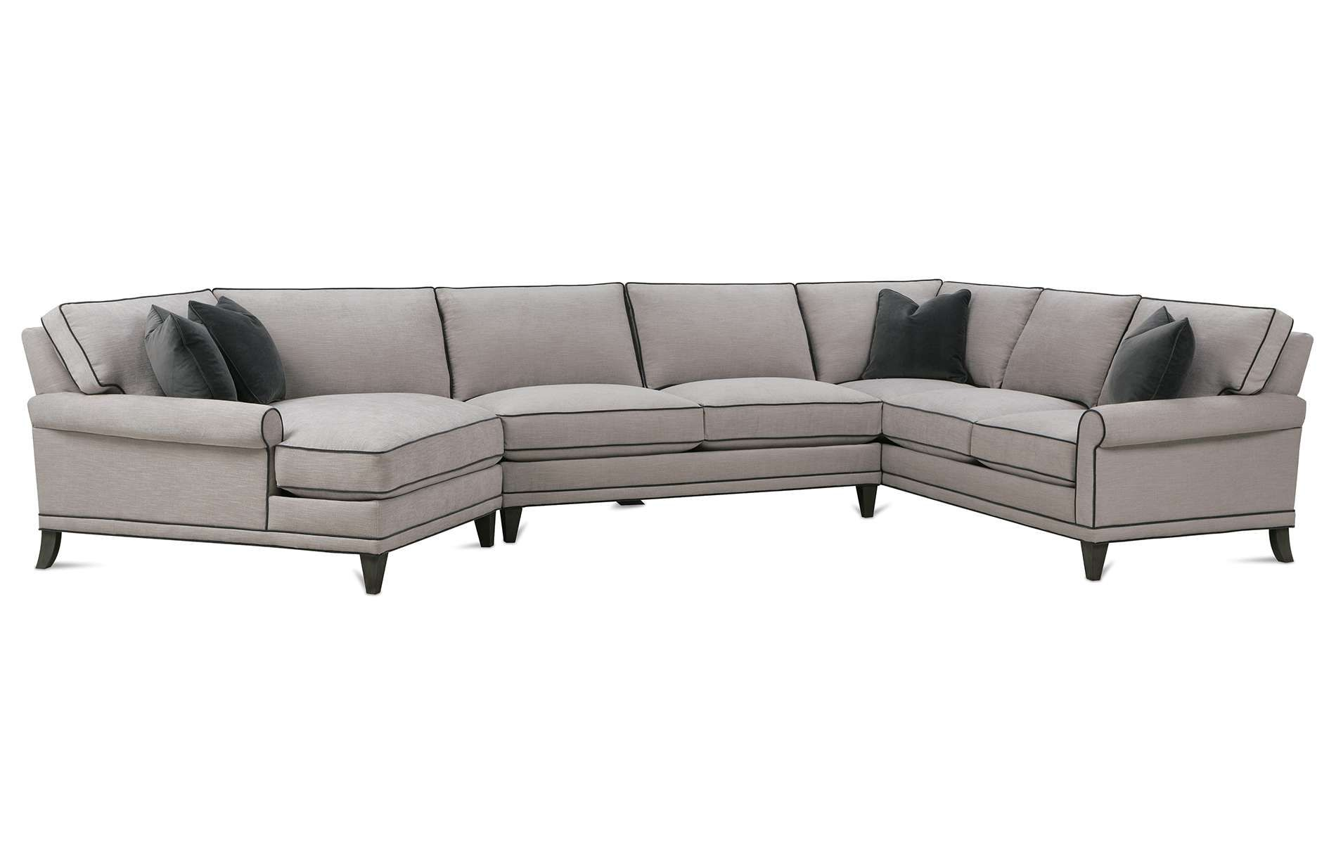 Captivating My Style II Sectional   Rowe Furniture, Rowe Furniture, Available At Holman  House Furniture