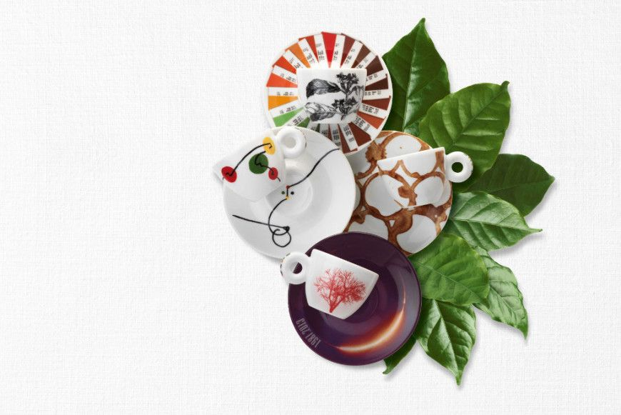 new illy Art Collection - sustainArt 2