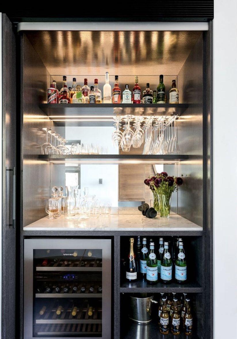 Pin by Desmond on Furniture Pieces   Modern home bar designs ...