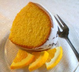Orange Dreamsicle Cake