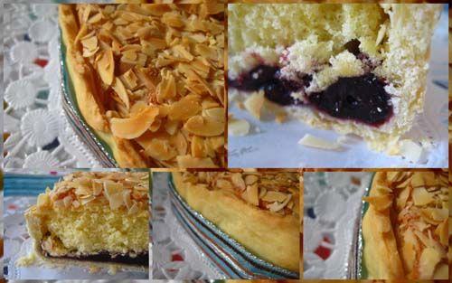 Et voilà ma première réalisation de mon nouveau livre de pâtisserie, livre que j'ai acheté cet été lors de mes vacances en Italie ; je vous présente la Torta parigina. C'est une tarte un peu spéciale !!!!! Elle est constituée d'une pâte brisée, d'une...