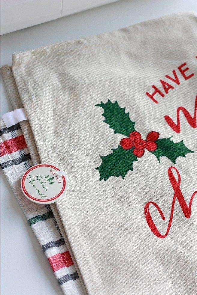 Target Dollar Spot Placemats Christmas placemats, Target