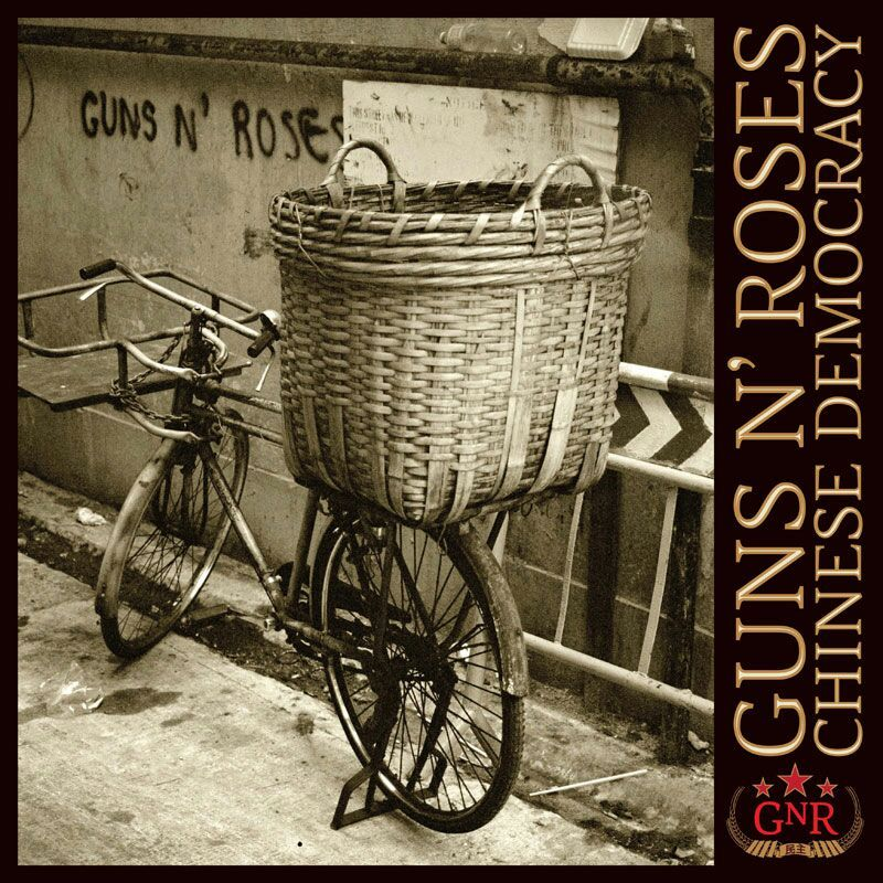 Download Guns N' Roses Album Chinese Democracy With High
