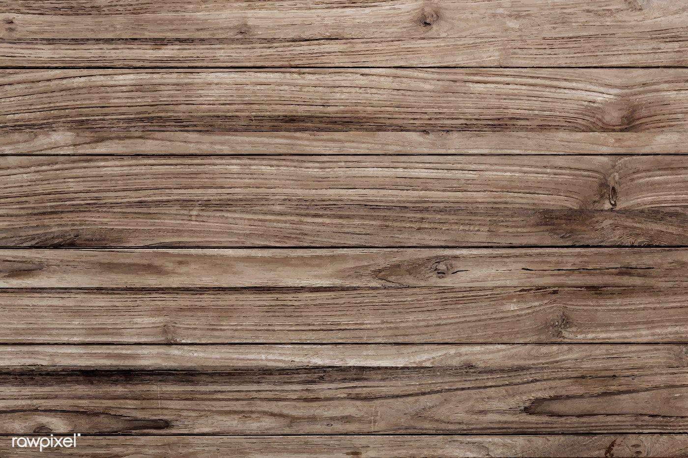 Download Premium Vector Of Brown Wooden Texture Flooring Background 514201 Wooden Textures Wood Background Free Wood Texture Background