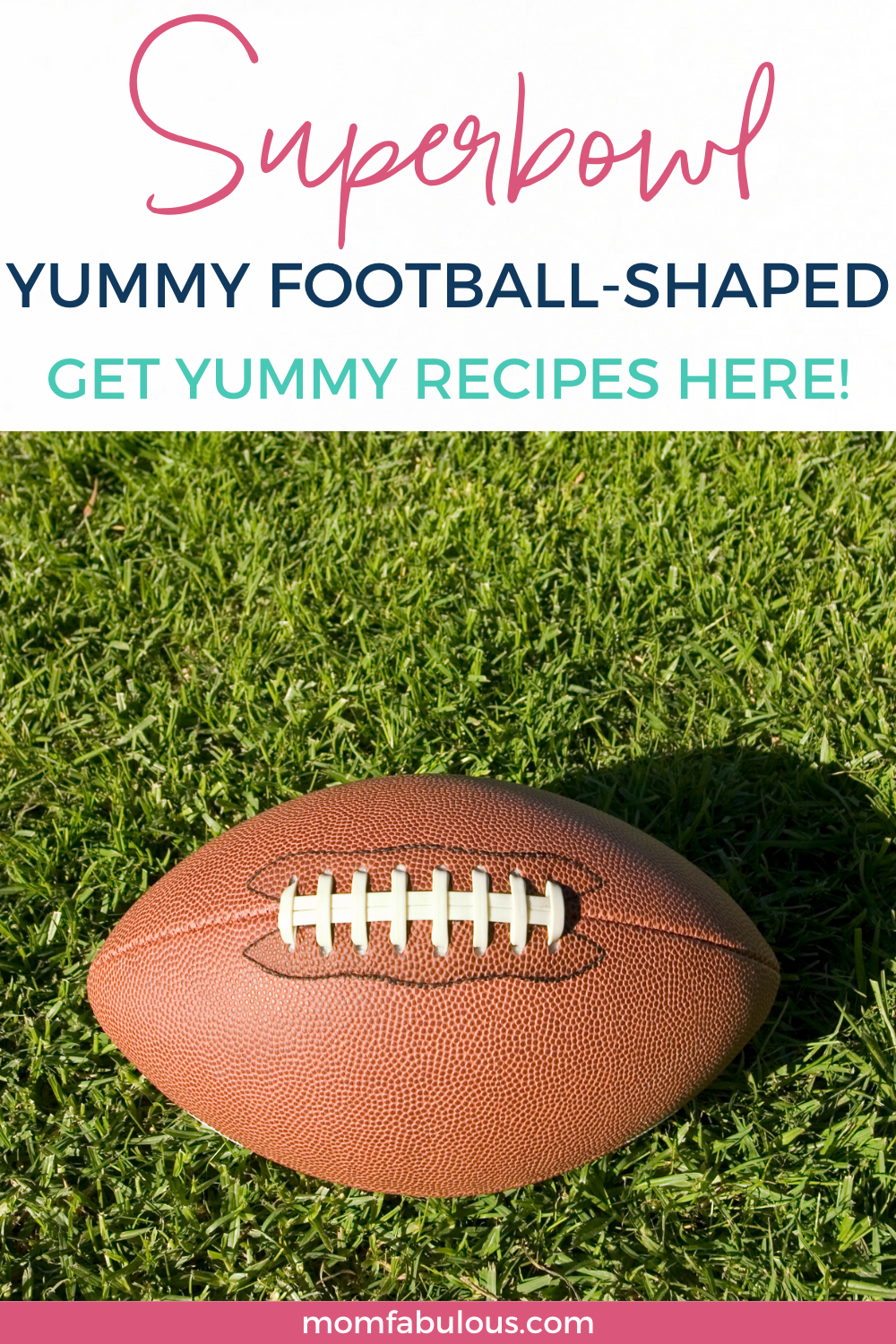 5 Football Shaped Foods To Serve On Game Day With Images
