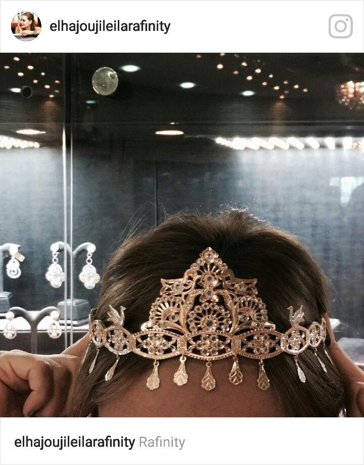 Pin By Aicha Rochdi On Moroccan Jewelry Moroccan Jewelry Tiaras And Crowns Crown Jewelry