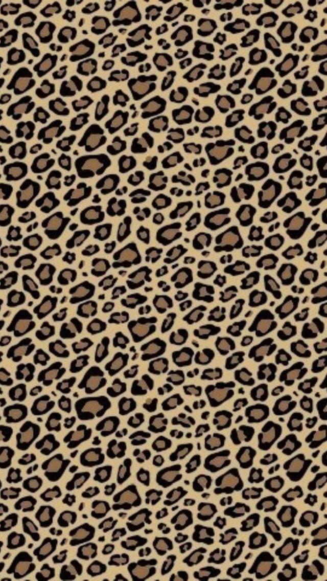 Cheetah Print In 2019 Cheetah Print Wallpaper Leopard