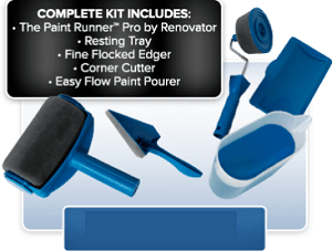 Paint Runner Paint Runner Flow Painting Painting