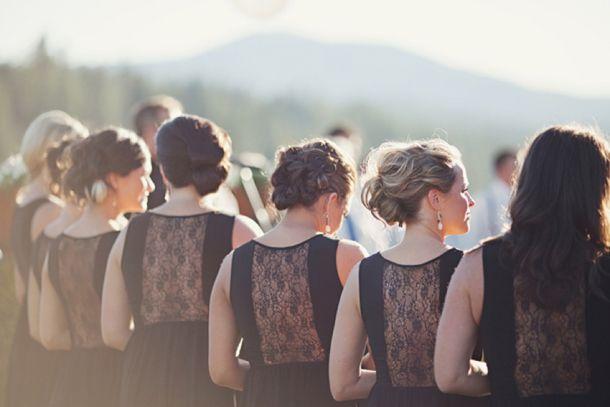 me gusta la espalda de los vestidos