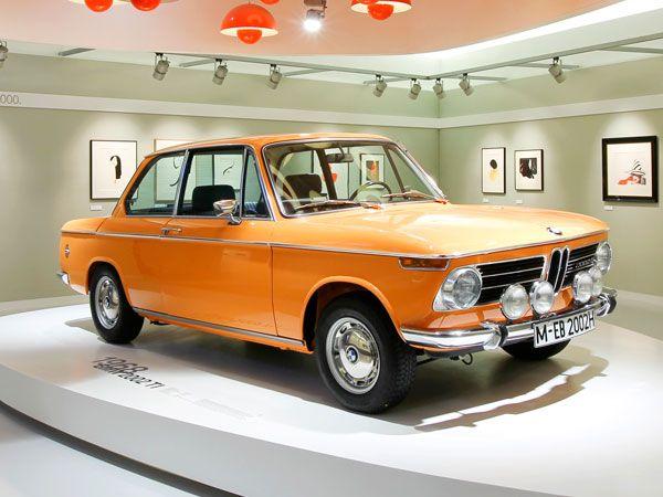 1968 BMW 2002.