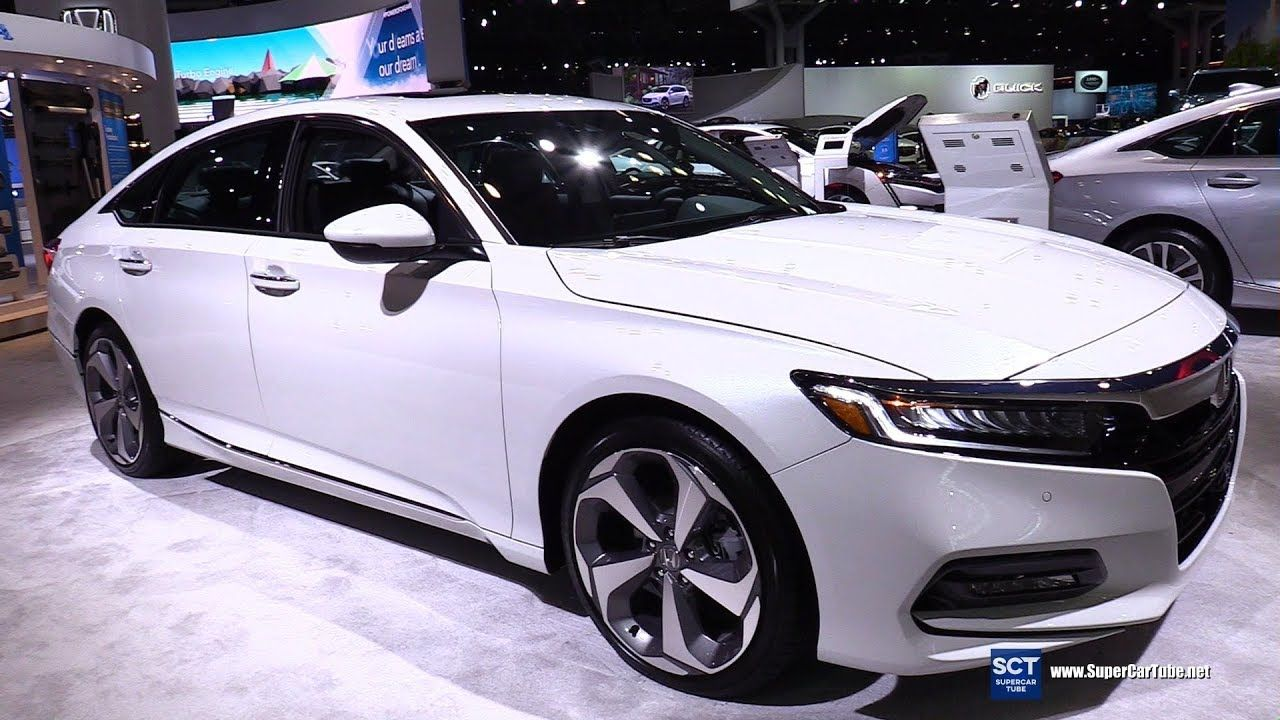 2019 Honda Accord Touring Exterior and Interior Walkaround