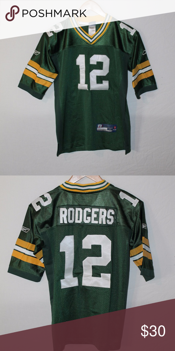 newest 776de b1db4 Green Bay Packers sz XL, Rodgers jersey Very good condition ...