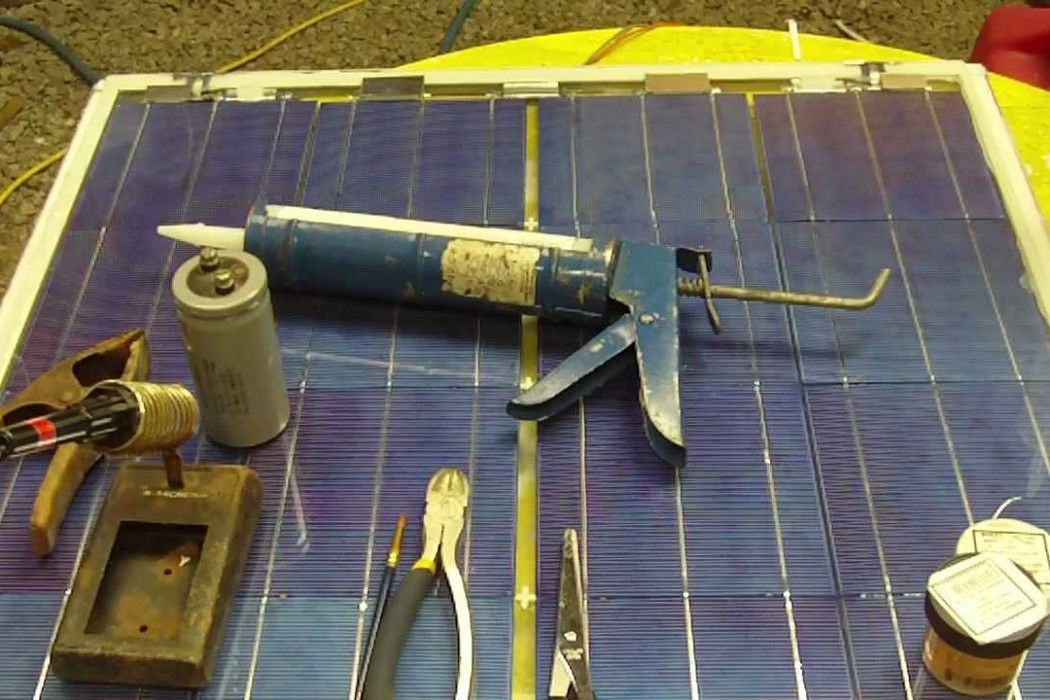 How To Get Cheap Amp Easy Off Grid Power Diy Solar Panel