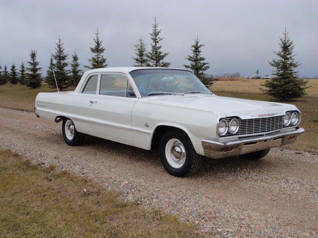 1964 Chevrolet Biscayne 409 Classic Cars Red Deer Kijiji
