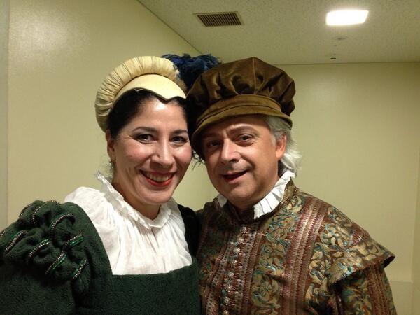 #ScalaTourJapan - 11/09/2013 - Tokyo NHK Hall - Rigoletto - Giovanna Lanza and Nicola Pamio http://www.teatroallascala.org/en/season/tours/2012-2013/japan/rigoletto-giuseppeverdi-2013.html