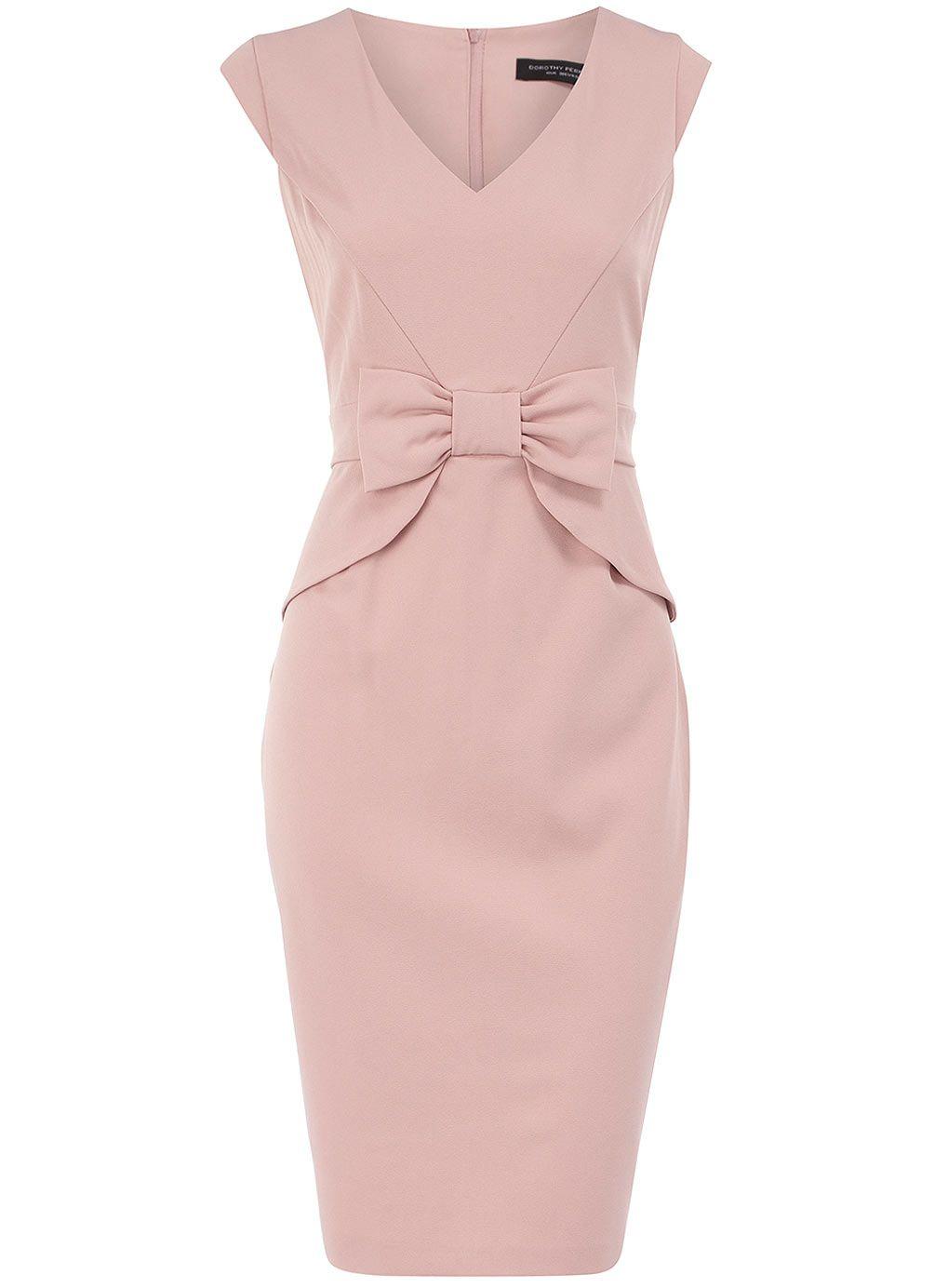 Peplum bow dress http://thepageantplanet.com/category/pageant ...