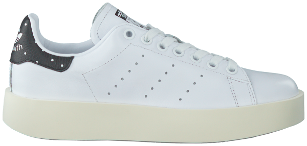 Witte Adidas Platform sneakers STAN SMITH BOLD