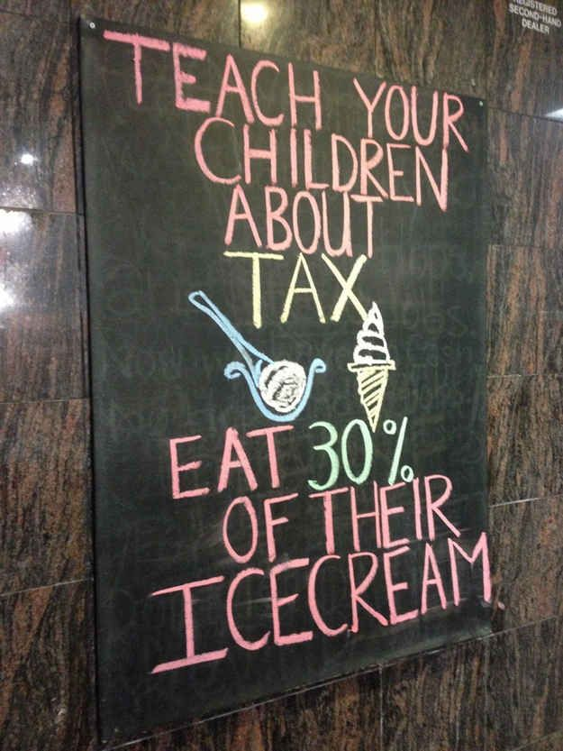 And While You Re At It Give Them A Proper Lesson In Taxation Taxes Humor Accounting Humor Funny Quotes