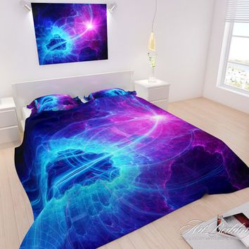 Best galaxy twin bedding products on wanelo bedding for Galaxy bedroom ideas