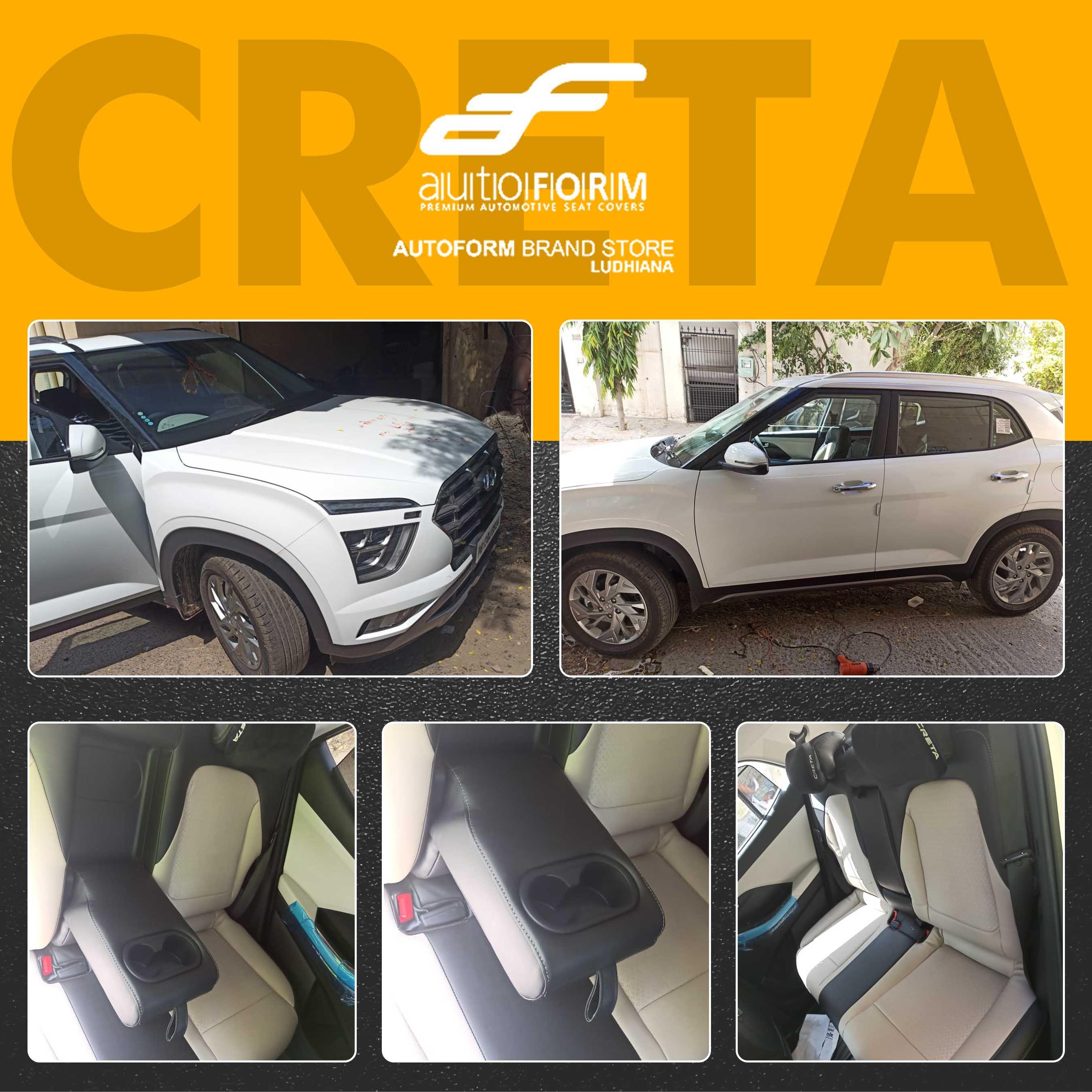 New Hyundai Creta 2020 Interior Seat Covers In 2020 New Hyundai Brand Store Hyundai