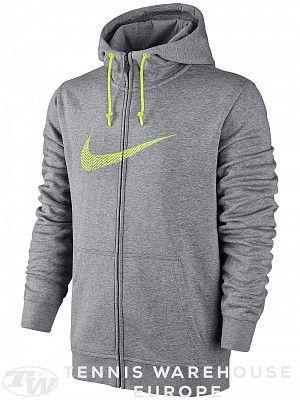 Sudadera Hombre Nike Swoosh Fleece Full-Zip Invierno | Ropa ...