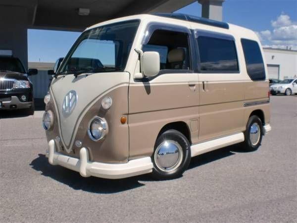 3c6f4bda6e270a Subaru Sambar  VW Mini Bus - I NEED THIS LIKE I NEED AIR!! OMG!!!  faints