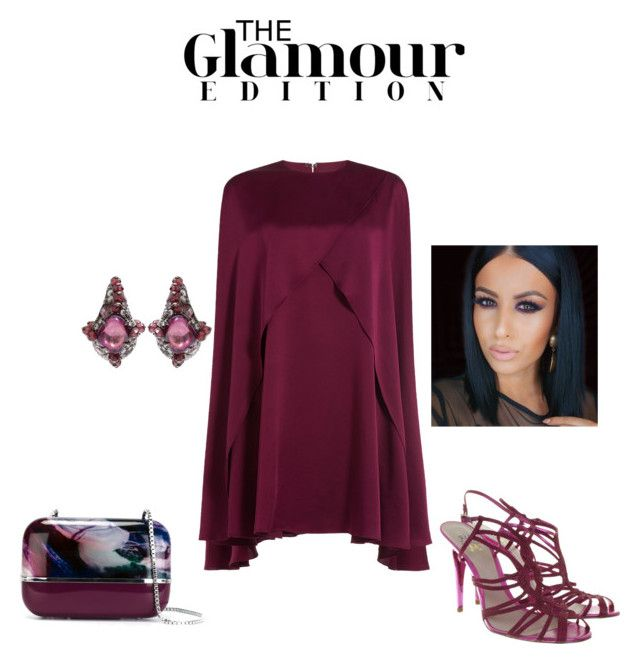 """""""Glam Doll"""" by stephstyle76 ❤ liked on Polyvore"""