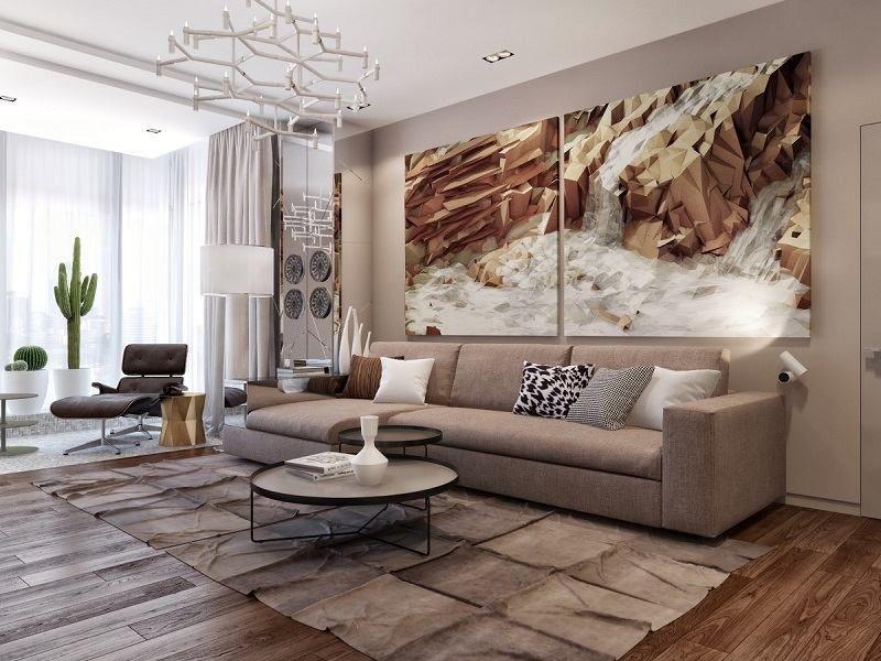 Tableau Pour Salon Moderne Bricolage Maison Et Decoration In 19 Within 20 Etonnant Des Photos De Tableaux Modernes Pour Salon