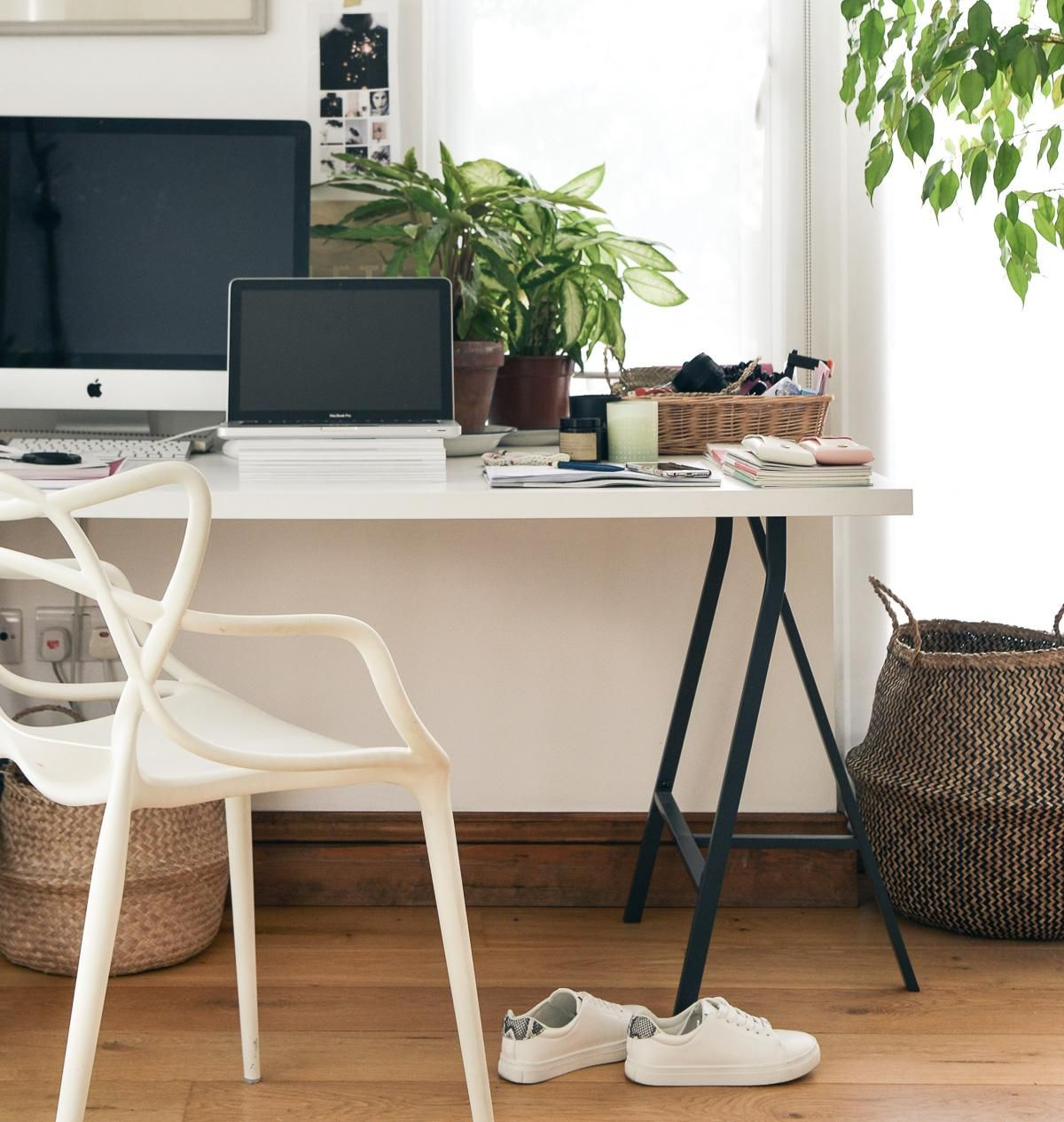 5 Feng Shui Tips For A Positive, Productive Workspace