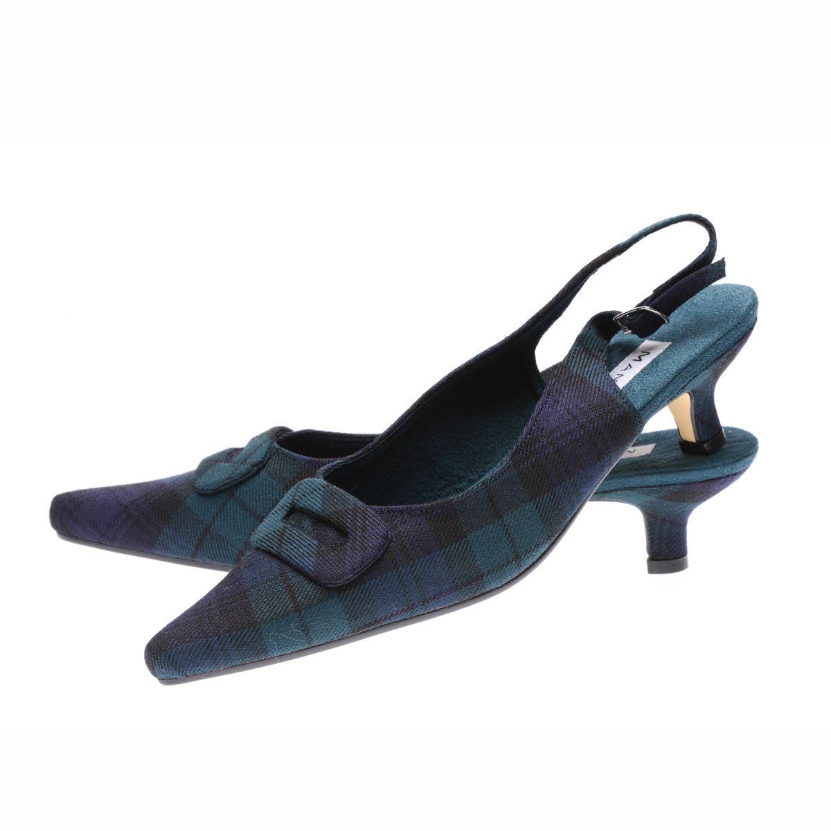 Mandarina Shoes Kitten Heel Shoes Heels Kitten Heels