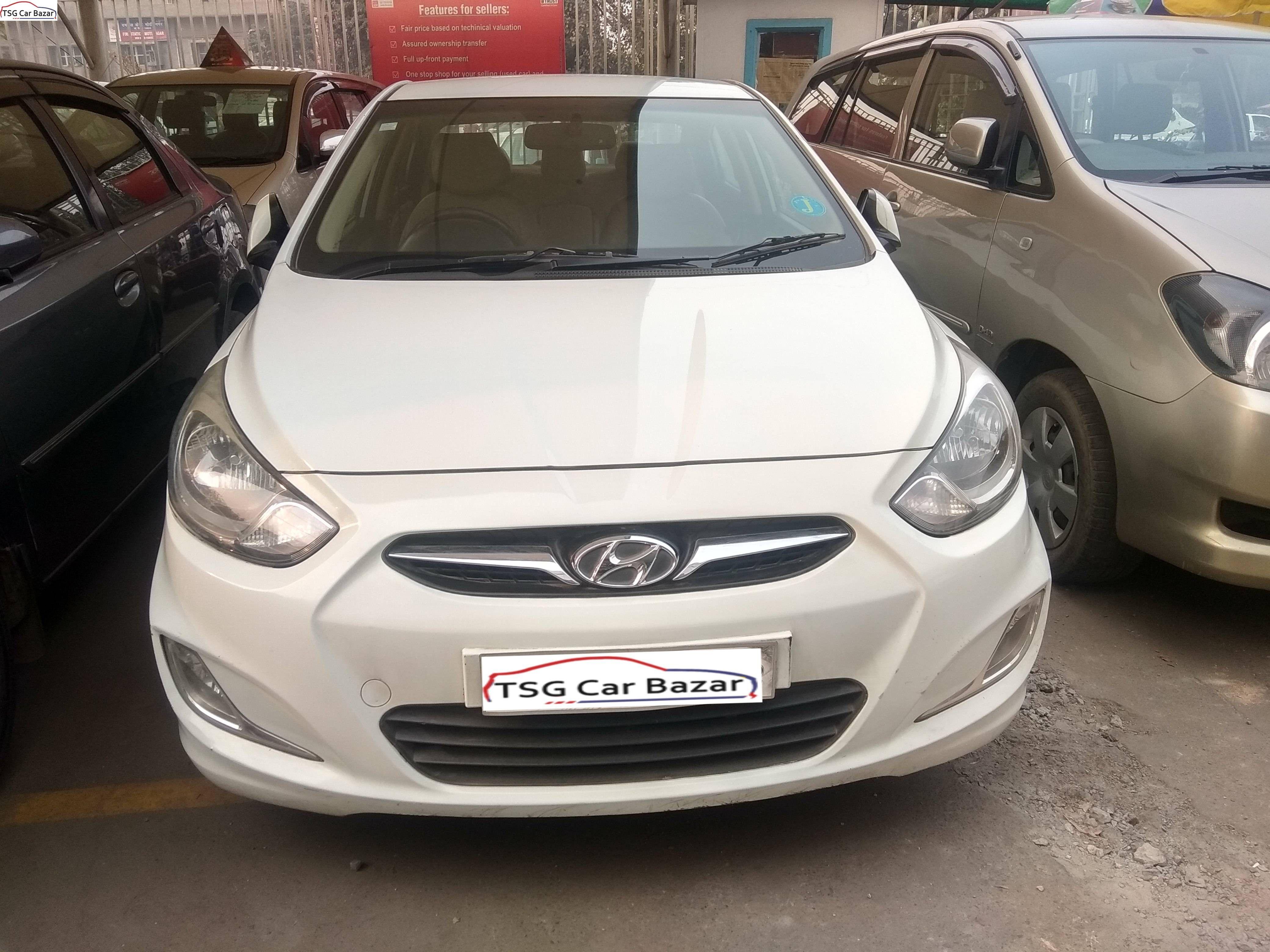 Certified Hyundai Verna Used hyundai, Hyundai models