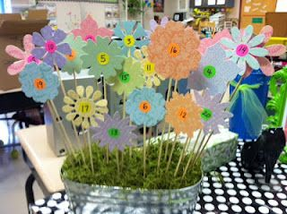 Blooming in a 2nd Grade Garden  Pick Me Garden inspired by
