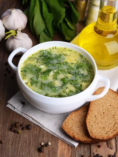 soupe à l'oseille   recette   cuisine