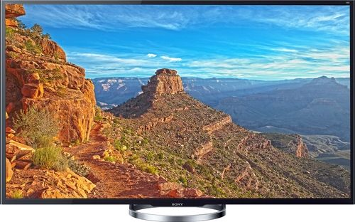 """Sony XBR-65X850A 65"""" Ultra High Definition TV with 4K resolution - 4 times the detail of 1080p from Crutchfield on Catalog Spree, my personal digital mall."""