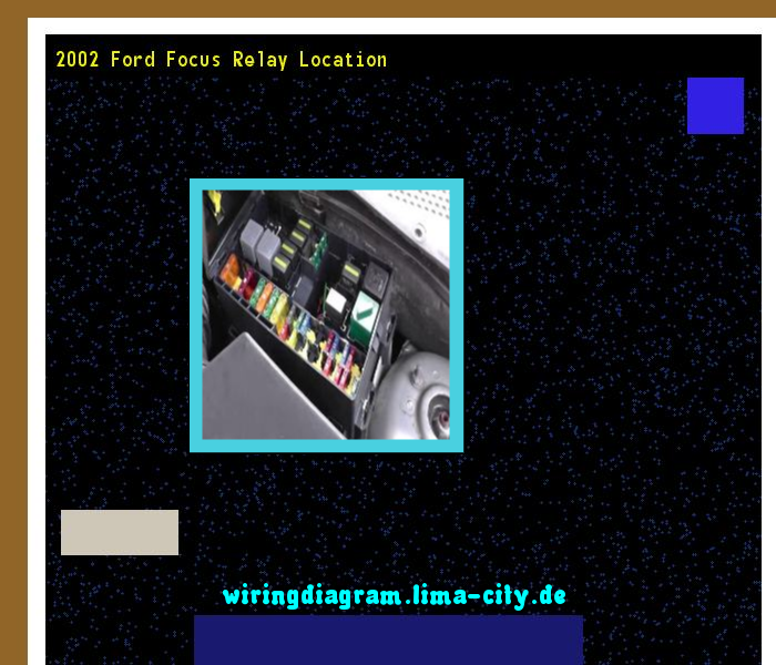 2002 Ford Focus Relay Location Wiring Diagram 18591 Amazing Wiring Diagram Collection Ford Focus Ford Relay