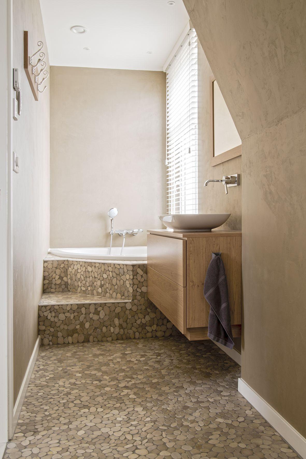 Badezimmer eitelkeiten mit schränken auf der seite pin von melanie radtke auf badezimmer  pinterest  badezimmer und baden