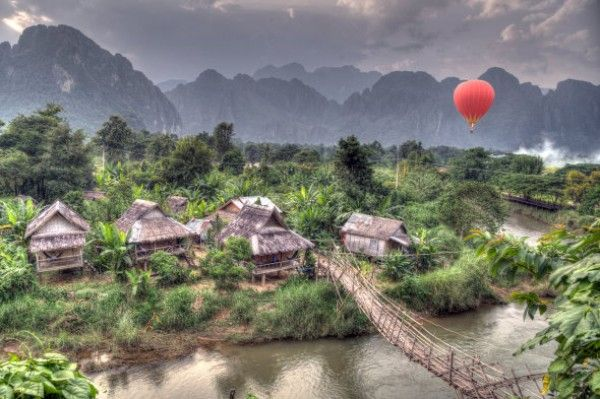 Laos is a country that has so much to offer. Read all about the exciting things you would be able to do here! (June 2017)    #TravelLaos #Tips #Travel #Expat #ExpatTravel #FamilyTravel #Laos #SoutheastAsia