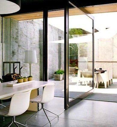10 Smart Space Saving Door Solutions | Pocket Doors, Retractable Door And  Vinyl Doors