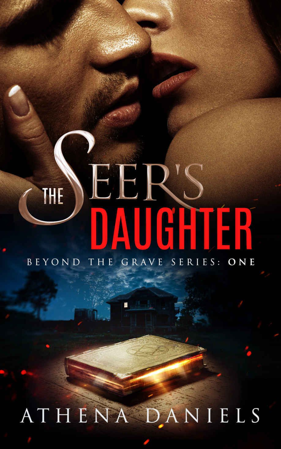 The Seer's Daughter (beyond The Grave Series Book 1)  Kindle Edition By  Athena