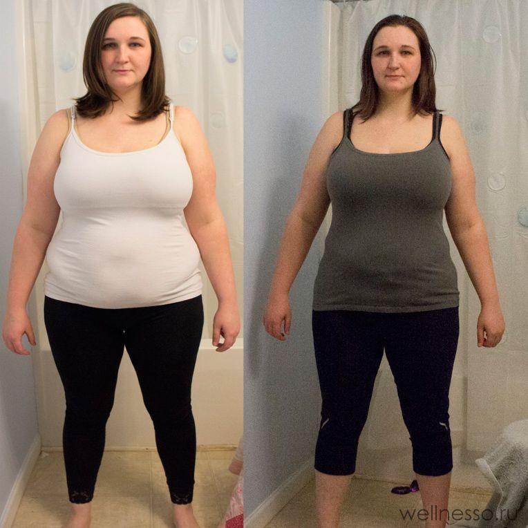 Фото До И После Диет Ру. ДО и ПОСЛЕ. 3 реальные истории похудения. Много фото внутри.