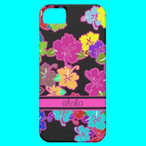 Bright Hibiscus CaseMate ID™ Apple iPhone 5 Case Iphone
