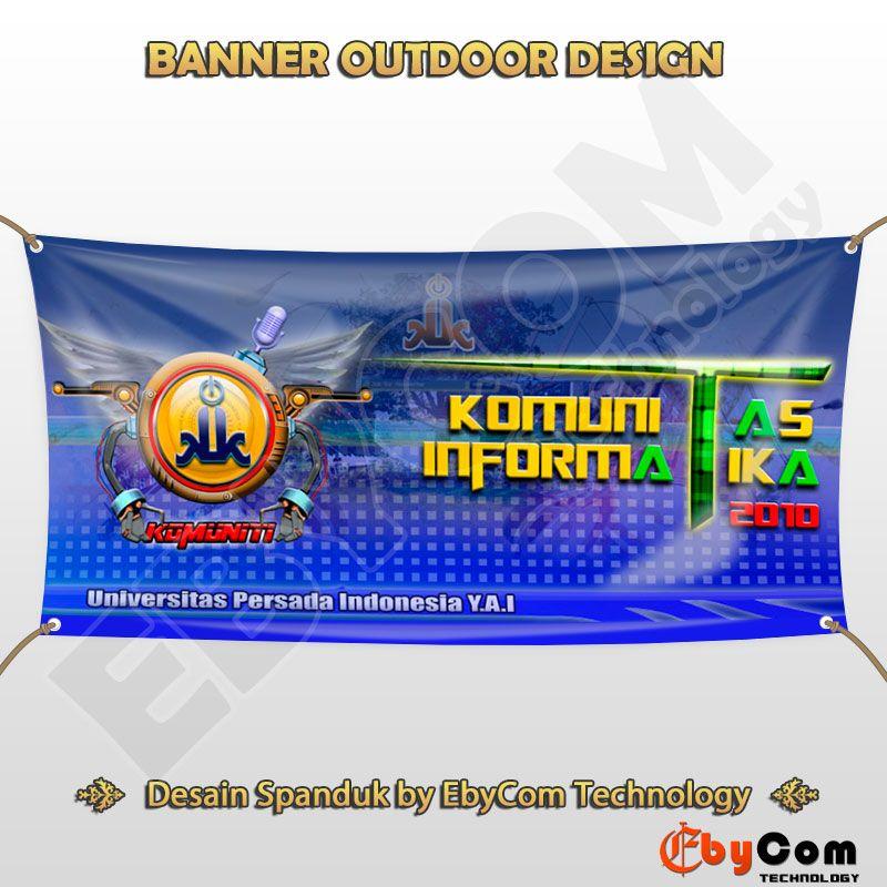Jasa Pembuatan Desain Spanduk Outdoor/Indoor untuk Promosi ...