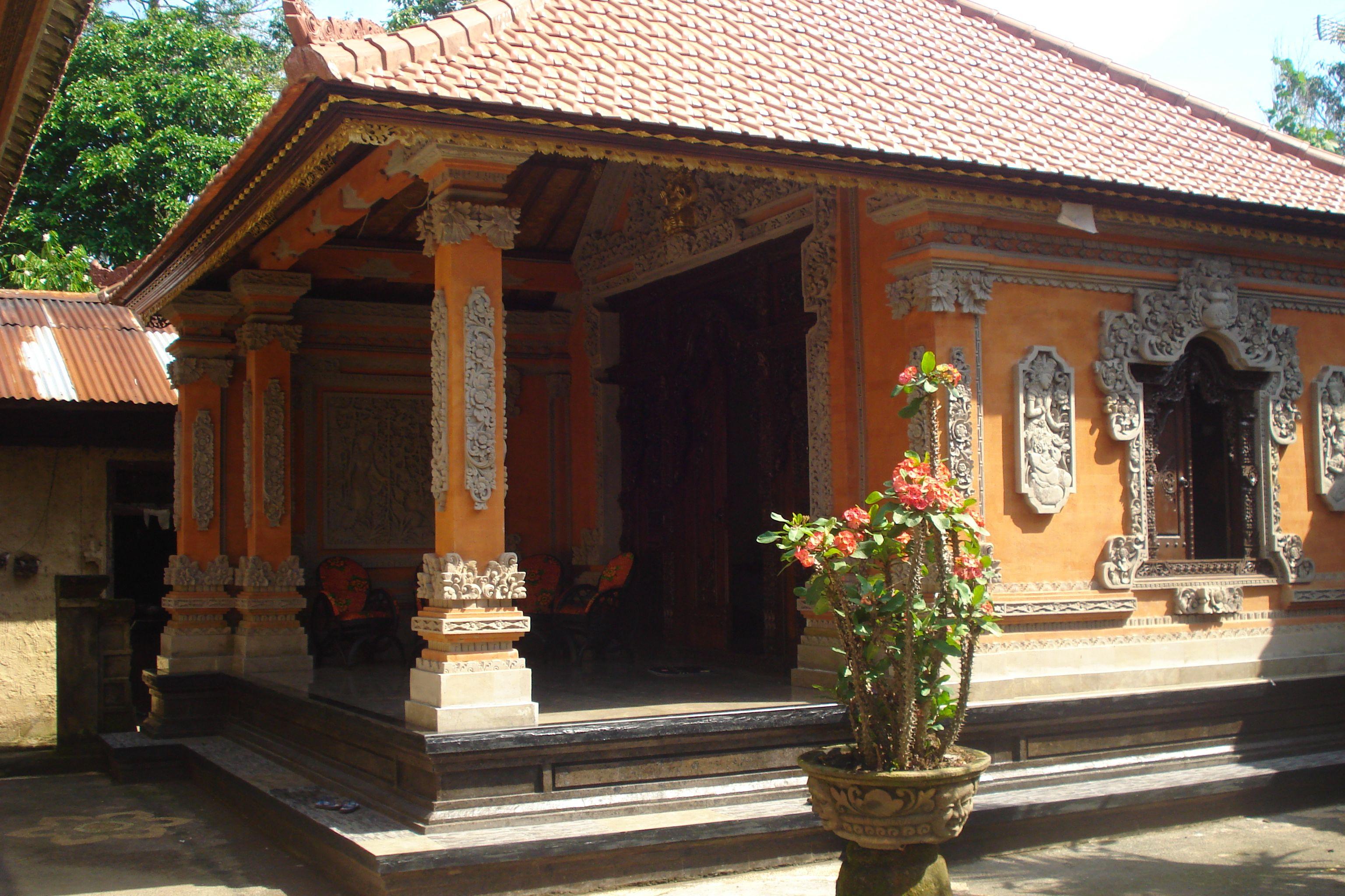 Desain Rumah Bali Model Rumah Minimalis Ialah Suatu Rancangan