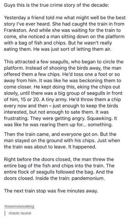 Crime story of the century