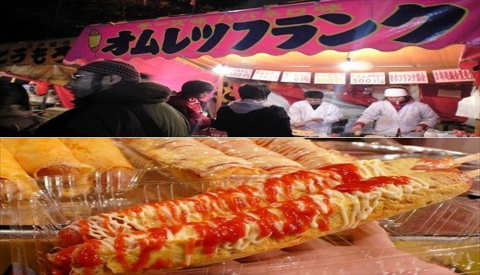 お祭りの屋台\飯テロ200種類/ 食べ物の人気がマジ卍・・・|きになるきにする