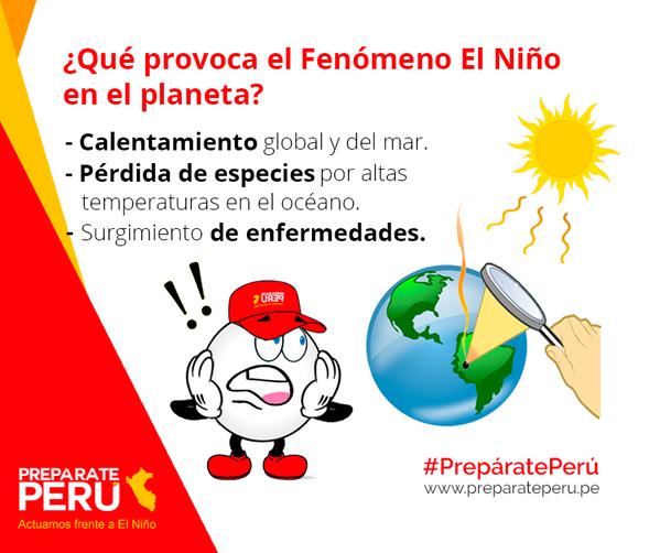 Colegio America Callao High School Toma Medidas De Prevencion Ante El Fenomeno El Nino Ensenanza De La Geografia Tomar Medidas Medidas De