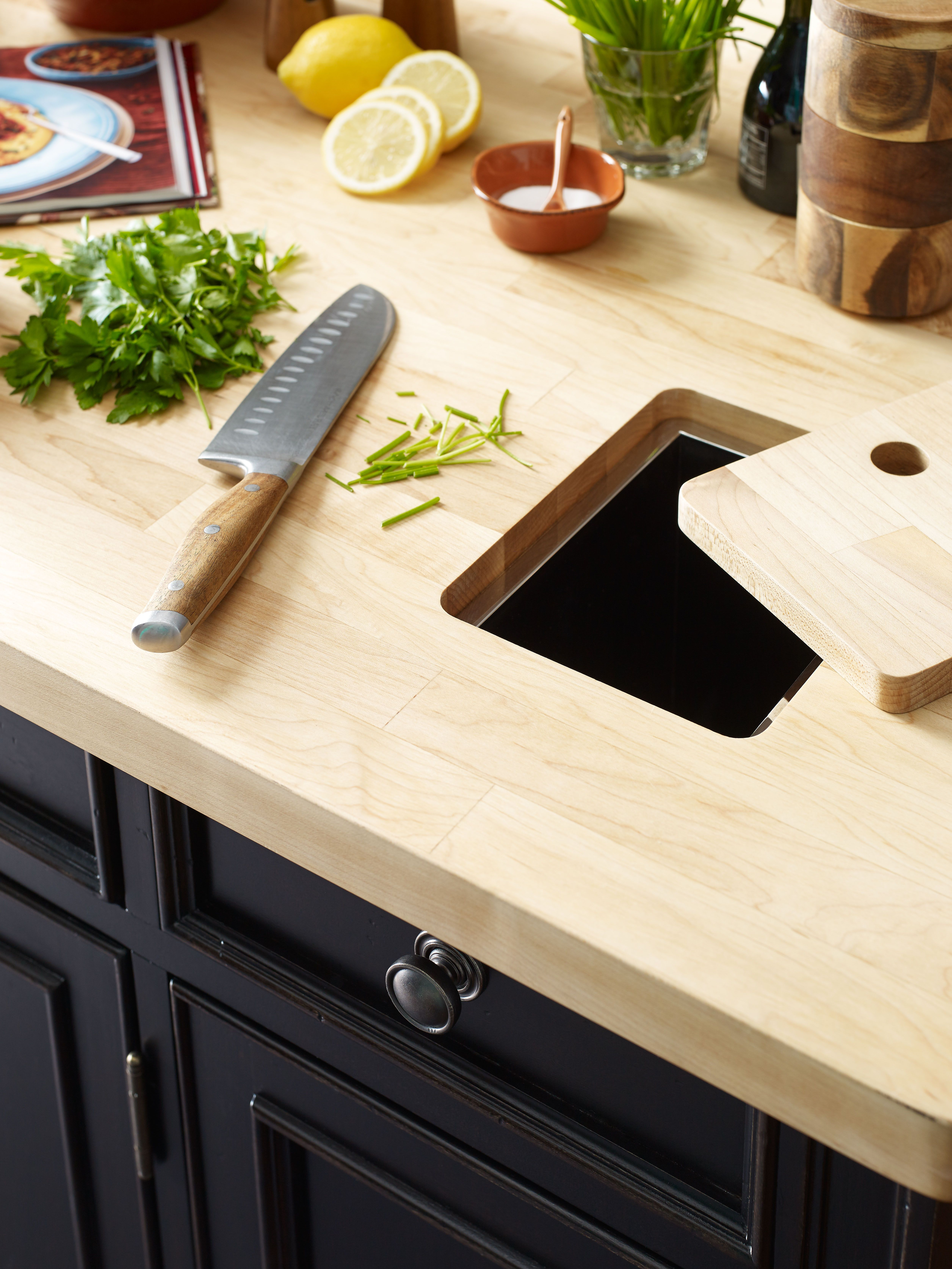 Pin On Insp Kitchen Cutting Board Countertop