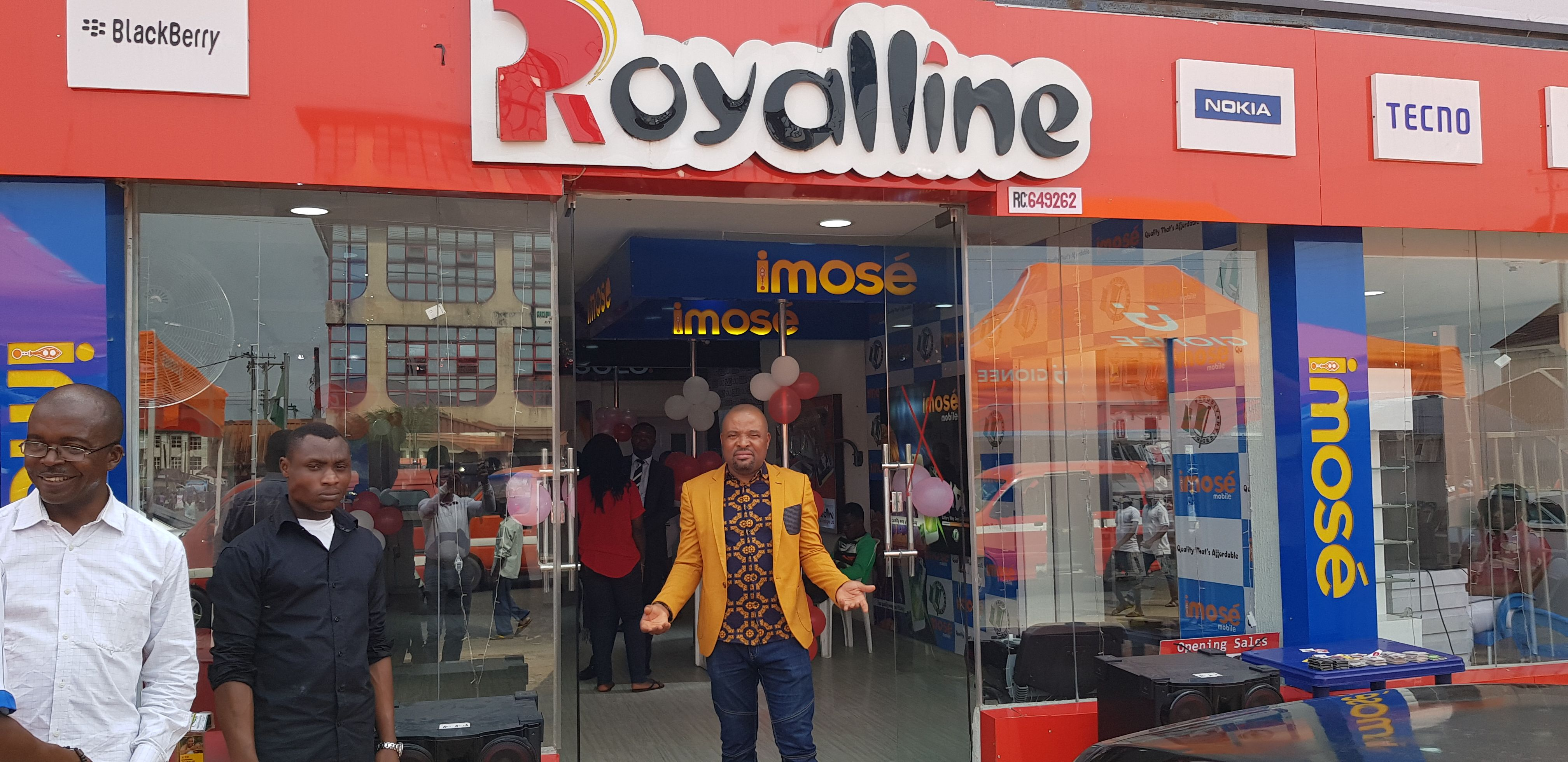 Nollywood actor and director Moses Eskor DGN is here at RoyallineTechnologies