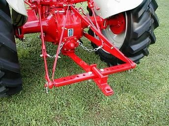 Tow Hitch For 8n Yesterday 39 S Tractors 8n Ford Tractor Tractor Idea Tractor Attachments